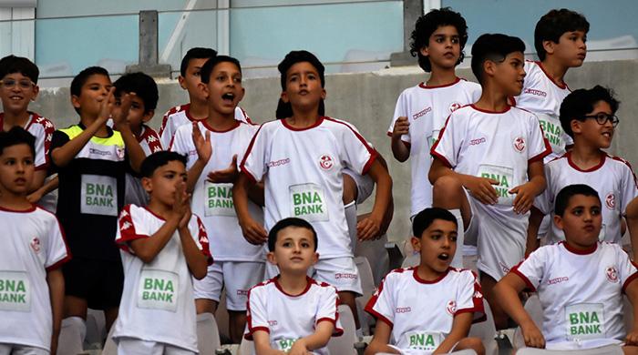 match international Tunisie / Irak