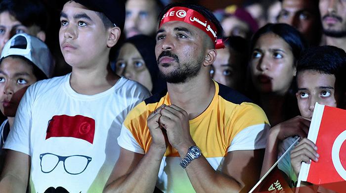 Tunisie - Nigeria