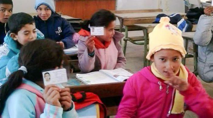 Transport des écoliers - Programme FATMA