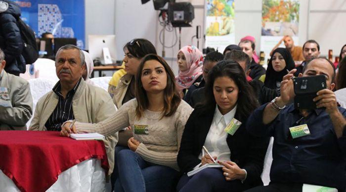 Foire internationale de Sousse workshop BNA 2
