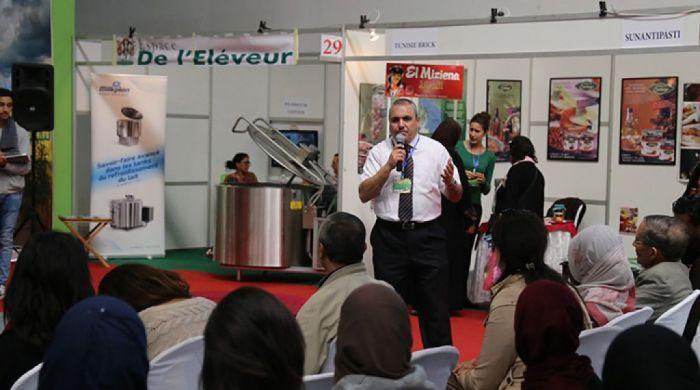 Foire internationale de Sousse workshop BNA 12