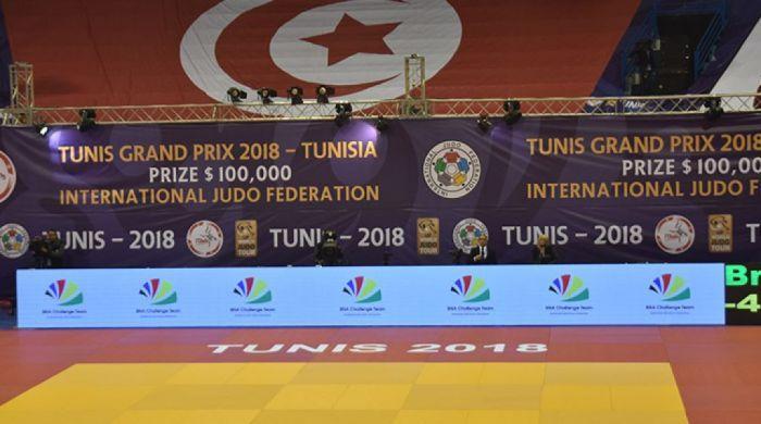 Prestation honorable pour le Judoka Oussama SNOUSSI, membre de BNA Challenge Team