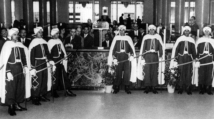 Inauguration - 60ème Anniversaire