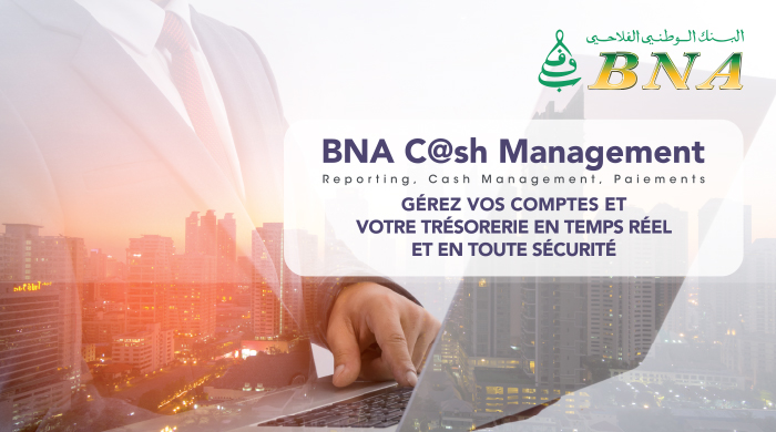 BNA C@sh Management