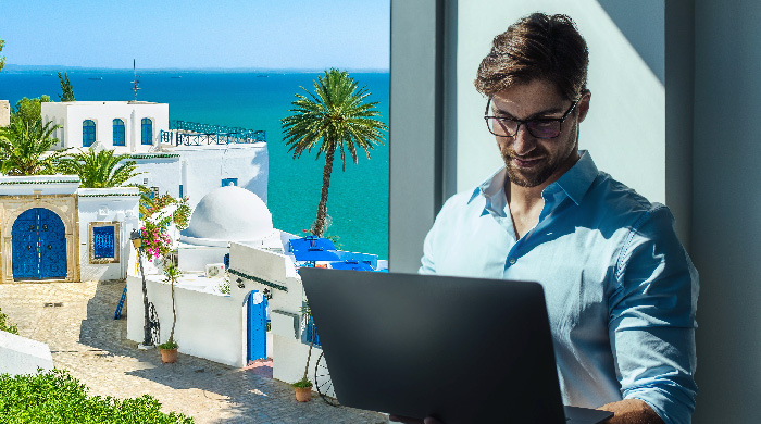 eBanking Tunisien à l'Etranger