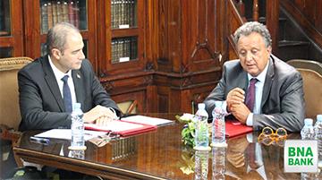 Communiqué de Presse : Protocole d'accord entre Le Ministère des Finances et la BNA